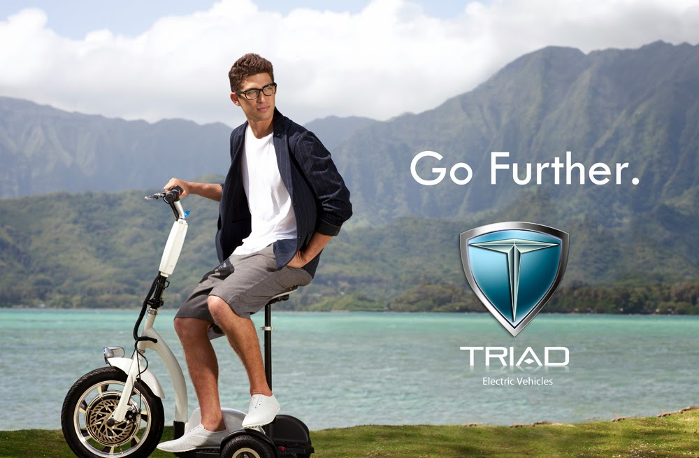 Contact Triad Electric Vehicles