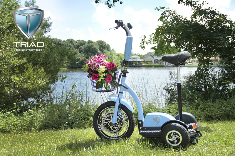 Lifestyle Meets Sustainability With The Triad 750 Personal
